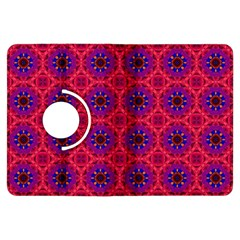 Retro Abstract Boho Unique Kindle Fire Hdx Flip 360 Case