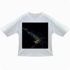 Commercial Street Night View Infant/toddler T Shirts