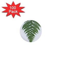 Boating Nature Green Autumn 1  Mini Buttons (100 Pack)