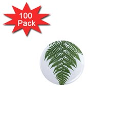 Boating Nature Green Autumn 1  Mini Magnets (100 Pack)