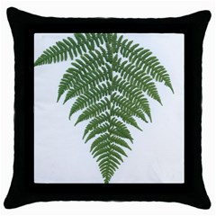 Boating Nature Green Autumn Throw Pillow Case (black)