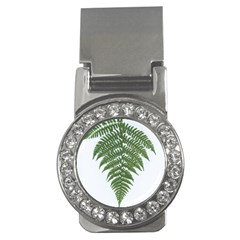 Boating Nature Green Autumn Money Clips (cz)