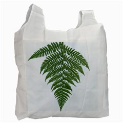 Boating Nature Green Autumn Recycle Bag (two Side)
