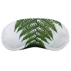 Boating Nature Green Autumn Sleeping Masks
