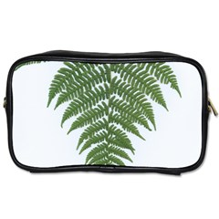 Boating Nature Green Autumn Toiletries Bags 2 Side