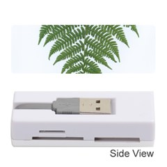 Boating Nature Green Autumn Memory Card Reader (stick)