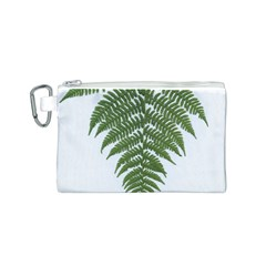 Boating Nature Green Autumn Canvas Cosmetic Bag (s)
