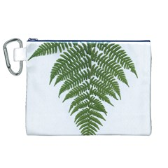 Boating Nature Green Autumn Canvas Cosmetic Bag (xl)