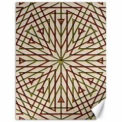 Kaleidoscope Online Triangle Canvas 18  X 24