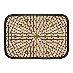 Kaleidoscope Online Triangle Netbook Case (medium)