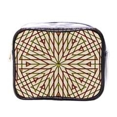 Kaleidoscope Online Triangle Mini Toiletries Bags