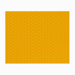 Texture Background Pattern Small Glasses Cloth (2 Side)