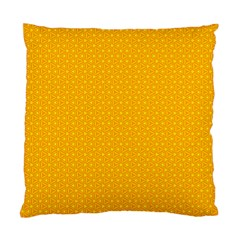 Texture Background Pattern Standard Cushion Case (one Side)