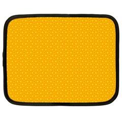 Texture Background Pattern Netbook Case (xxl)
