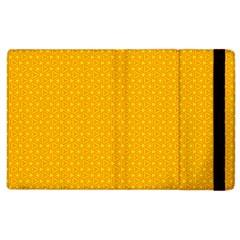 Texture Background Pattern Apple Ipad 3/4 Flip Case