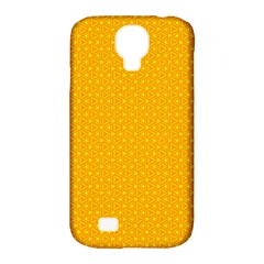 Texture Background Pattern Samsung Galaxy S4 Classic Hardshell Case (pc+silicone)