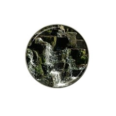 Water Waterfall Nature Splash Flow Hat Clip Ball Marker (10 Pack)