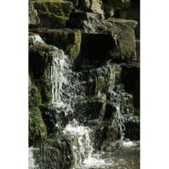Water Waterfall Nature Splash Flow 5 5  X 8 5  Notebooks