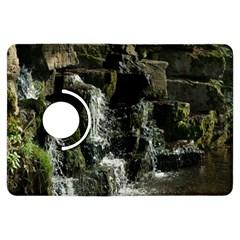 Water Waterfall Nature Splash Flow Kindle Fire Hdx Flip 360 Case