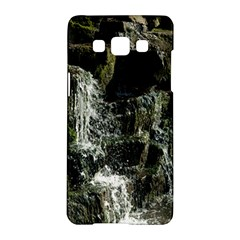 Water Waterfall Nature Splash Flow Samsung Galaxy A5 Hardshell Case
