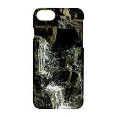 Water Waterfall Nature Splash Flow Apple Iphone 7 Hardshell Case