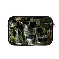 Water Waterfall Nature Splash Flow Apple Macbook Pro 13  Zipper Case