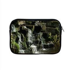 Water Waterfall Nature Splash Flow Apple Macbook Pro 15  Zipper Case