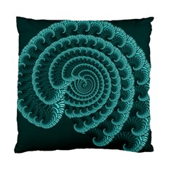 Fractals Form Pattern Abstract Standard Cushion Case (one Side)