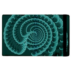 Fractals Form Pattern Abstract Apple Ipad 2 Flip Case