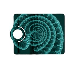 Fractals Form Pattern Abstract Kindle Fire Hd (2013) Flip 360 Case