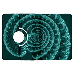 Fractals Form Pattern Abstract Kindle Fire Hdx Flip 360 Case