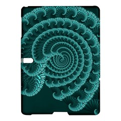 Fractals Form Pattern Abstract Samsung Galaxy Tab S (10 5 ) Hardshell Case