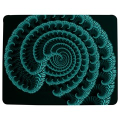 Fractals Form Pattern Abstract Jigsaw Puzzle Photo Stand (rectangular)