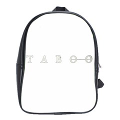 Taboo School Bag (xl)