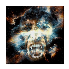 Universe Vampire Star Outer Space Tile Coasters