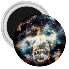 Universe Vampire Star Outer Space 3  Magnets