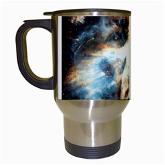 Universe Vampire Star Outer Space Travel Mugs (white)