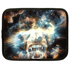 Universe Vampire Star Outer Space Netbook Case (large)