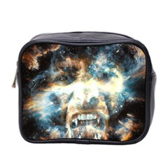 Universe Vampire Star Outer Space Mini Toiletries Bag 2 Side