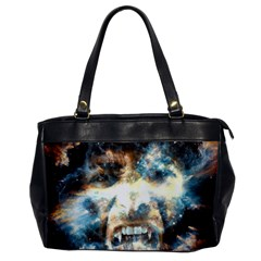 Universe Vampire Star Outer Space Office Handbags