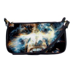 Universe Vampire Star Outer Space Shoulder Clutch Bags