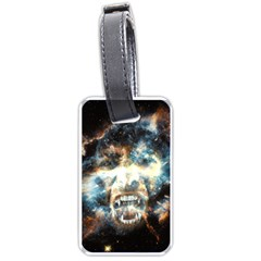 Universe Vampire Star Outer Space Luggage Tags (one Side)