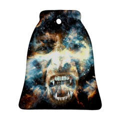 Universe Vampire Star Outer Space Ornament (bell)