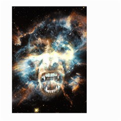 Universe Vampire Star Outer Space Large Garden Flag (two Sides)