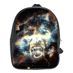 Universe Vampire Star Outer Space School Bag (xl)