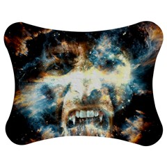 Universe Vampire Star Outer Space Jigsaw Puzzle Photo Stand (bow)