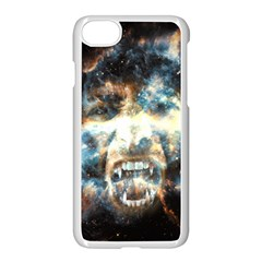 Universe Vampire Star Outer Space Apple Iphone 7 Seamless Case (white)