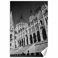 Architecture Parliament Landmark Canvas 20  X 30