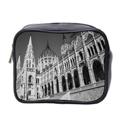Architecture Parliament Landmark Mini Toiletries Bag 2 Side