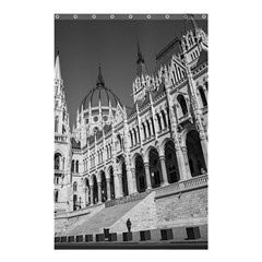Architecture Parliament Landmark Shower Curtain 48  X 72  (small)